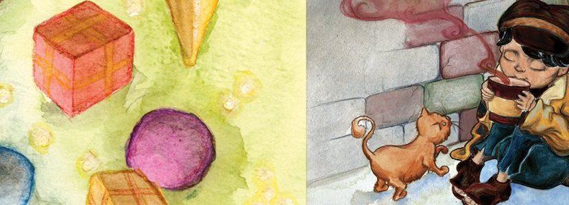 βασιλιάς σοκολάτας μίρνα μηλιώνη γαλανομάτη
